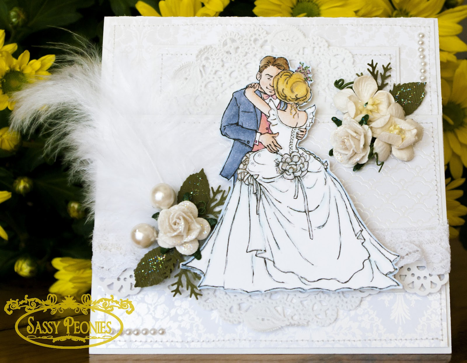 How to create the perfect buzz for the wedding cards Latest Handmade