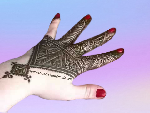 Moroccan Mehndi Patterns : Types of henna mehndi designs to inspire you latest handmade