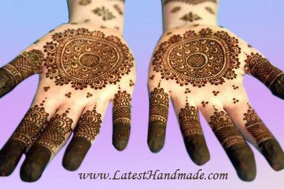 Mehndi Designs Punjabi : Types of henna mehndi designs to inspire you latest handmade