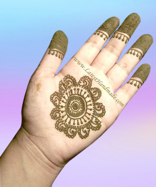 8 Types Of Henna Mehndi Designs To Inspire You Latest