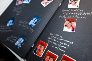 Guest Book Inner Pages with Pictures