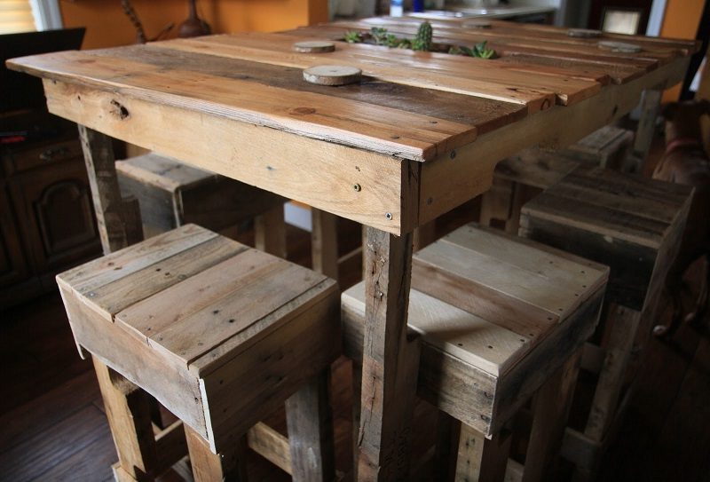 How to Make Elegant Coffee Table Set Yourself Latest Handmade – Diy Table and Chairs