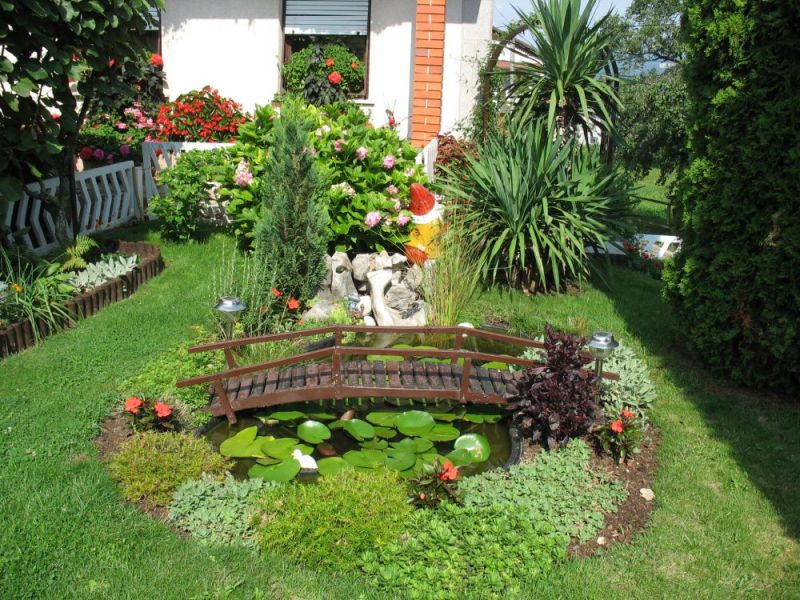 Tips To Get A Well Designed Home And Garden Latest Handmade - House garden pictures in pakistan