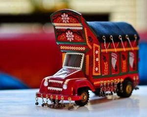 Hnadmade Truck - Pakistani Craft