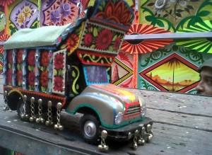 Pakistani Artwork - Truck