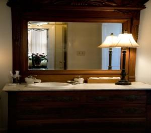 Maximise Natural Light: Large Mirrors