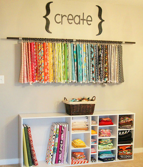 cluttered charm cute ideas for your craft room latest