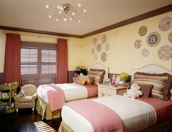10 Shared Bedroom Decorating Ideas For Siblings Latest Handmade