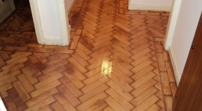 5 tips to make more of reclaimed wooden flooring