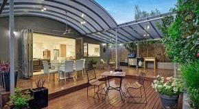 Pergola Designs – Using One Structure In Three Different Ways