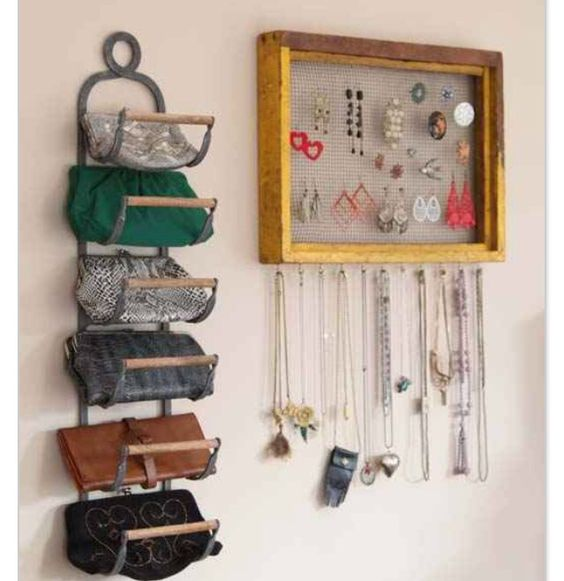 no cost creative diy bedroom storage ideas