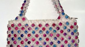 How Embellish Your Bag with Beads