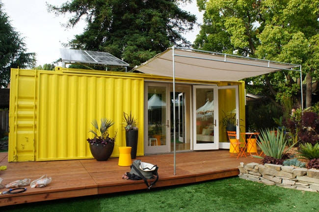How to make sure your shipping container home is safe for How to make a shipping container home