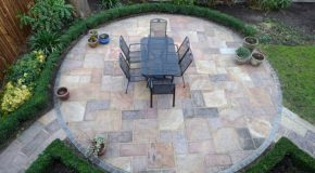 Bluestone for Elegance combined with Durability