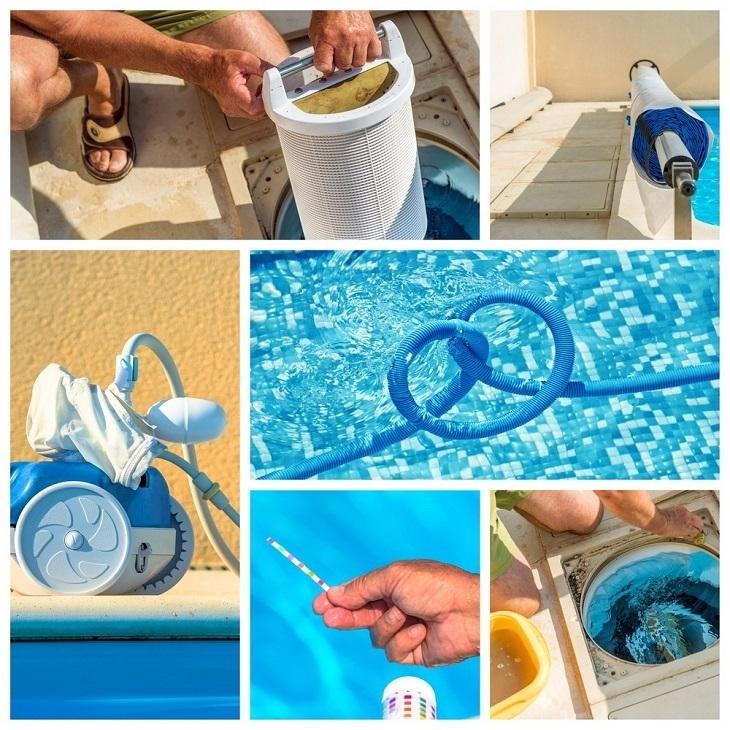 Enjoy The Pool By Keeping Pool Leak Free Latest Handmade