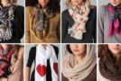 Upcoming Womens Scarves Trends in Pakistan