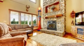 7 Easy Steps to Get a Stone Veneer Fireplace