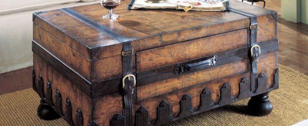 5 Inspiring DIY Coffee Tables