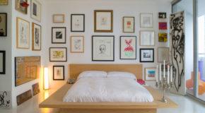 Cool Bedroom Decorations for Bigger Look