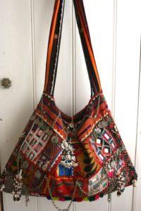 Turn Old Cloths into Handbag